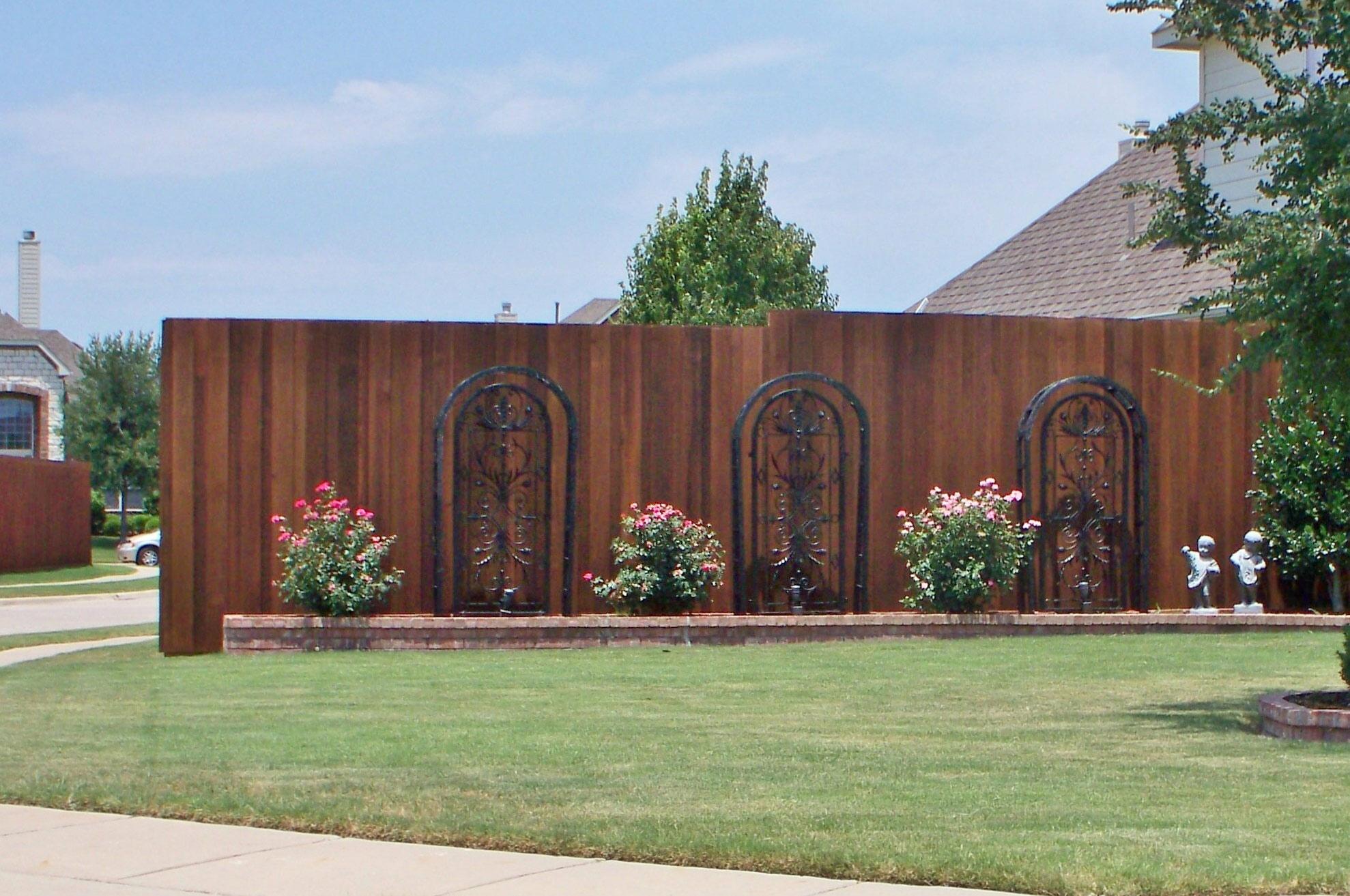 Cedar Fence Stain